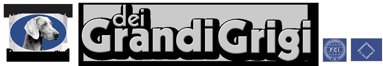 Allevamento Dei Grandi Grigi Weimaraner Logo